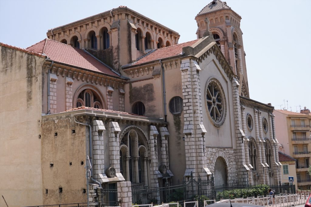 Old Church Monaco