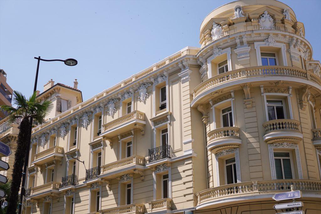 Buildings Monaco