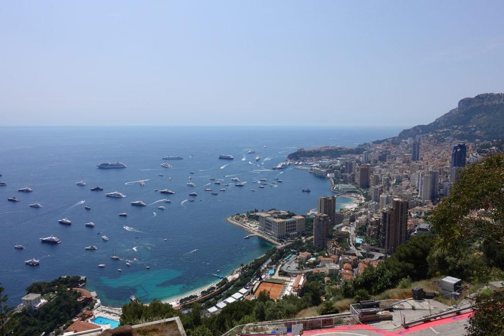 Monaco View (C) Jan Schönherr
