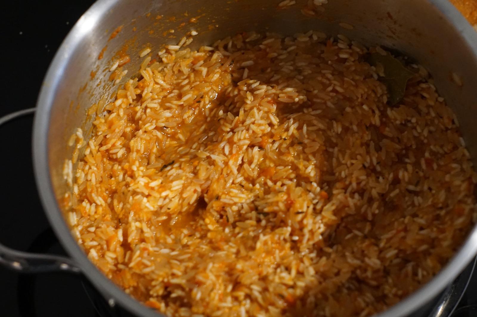 Jollof Rice Stew Mix