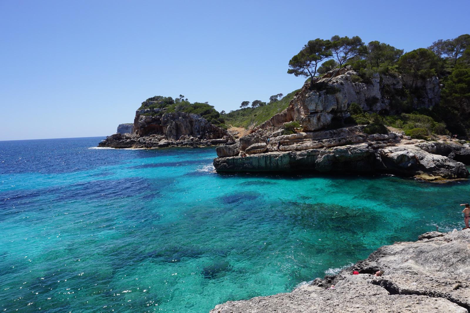 Mallorca - Cala S'Almunia