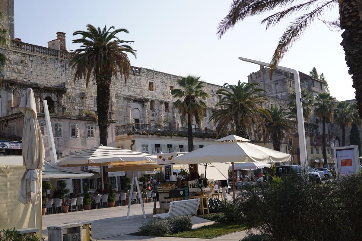 Port of Split Croatia