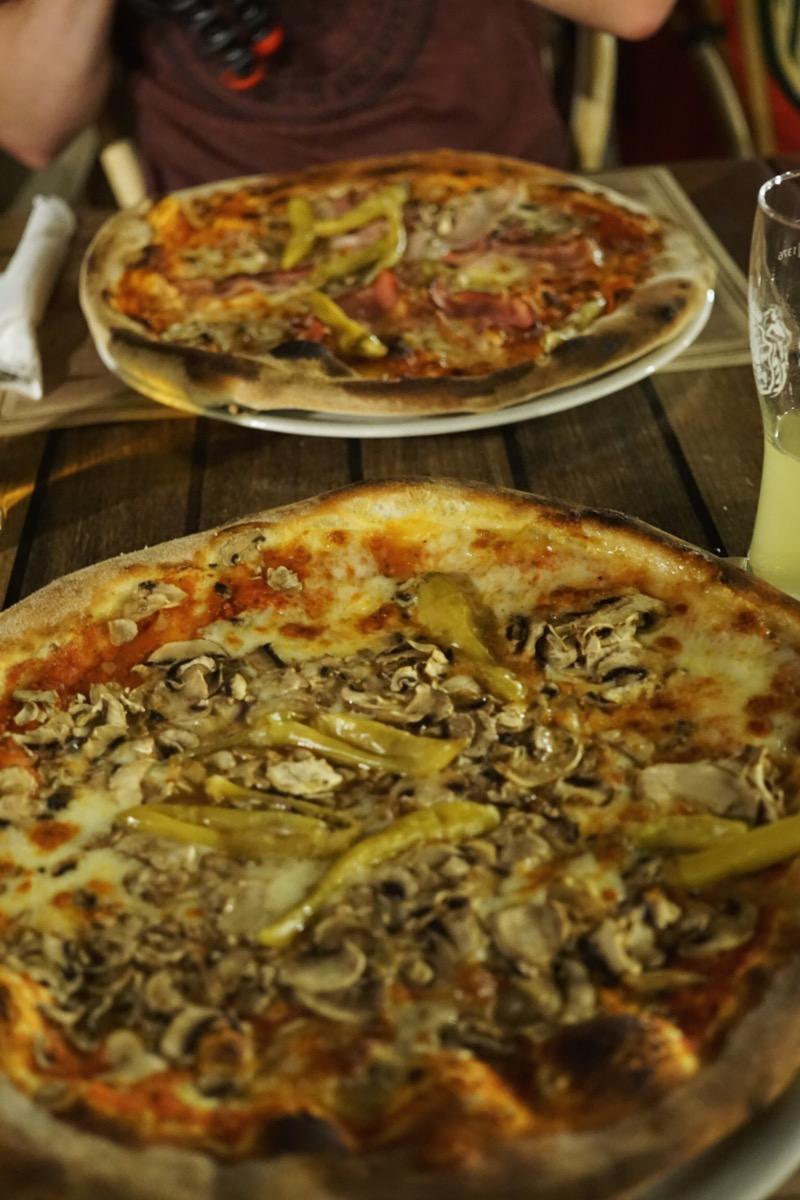 Pizzeria Topolino Bol Brac