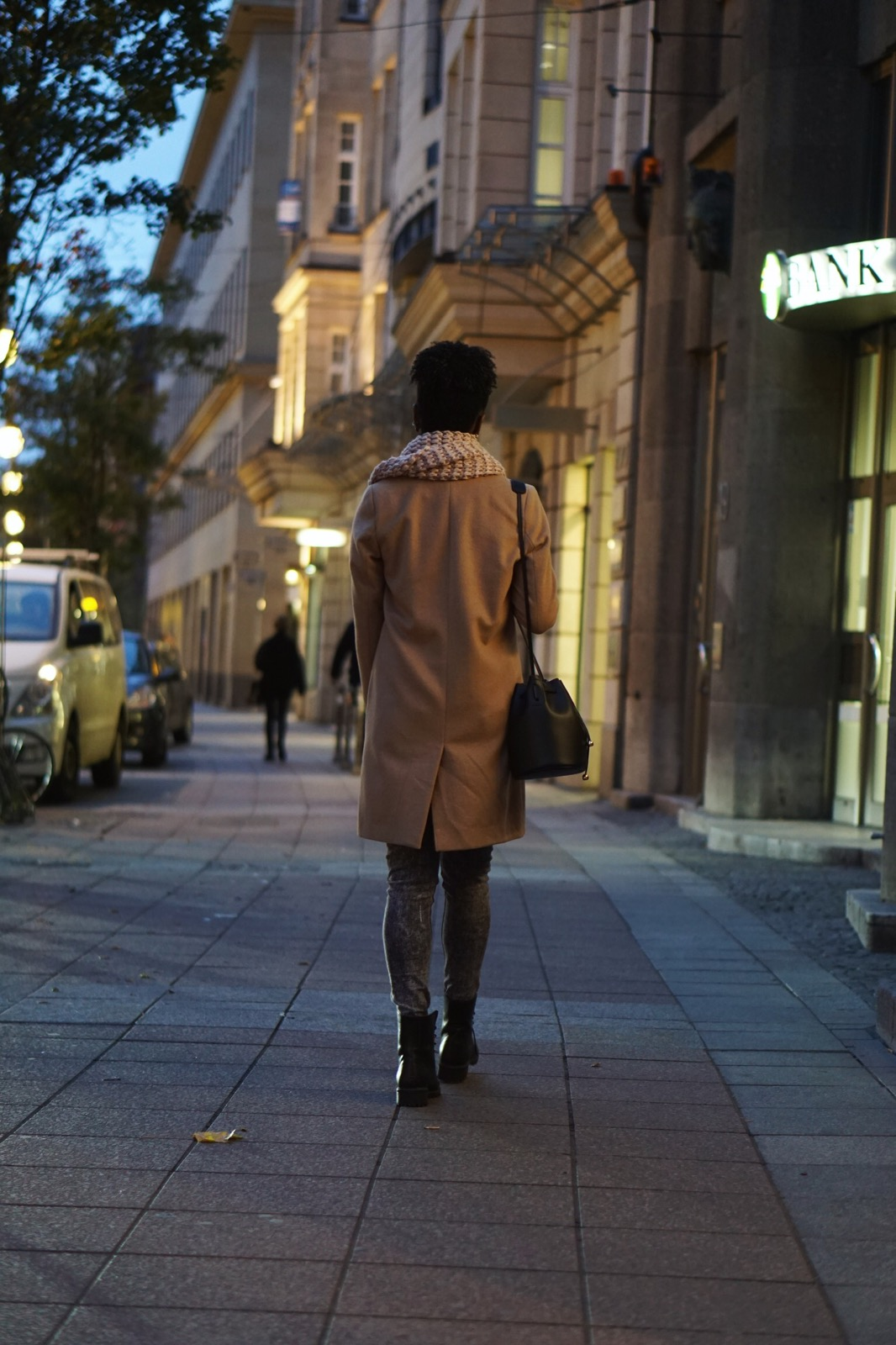 Camel Coat About Jey