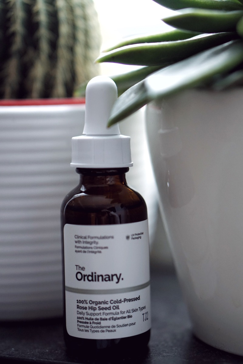 The Ordinary Rosehip oil
