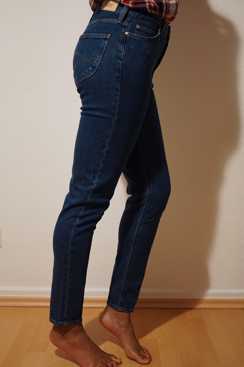 Lee Mom Tapered Jeans Slim Fit