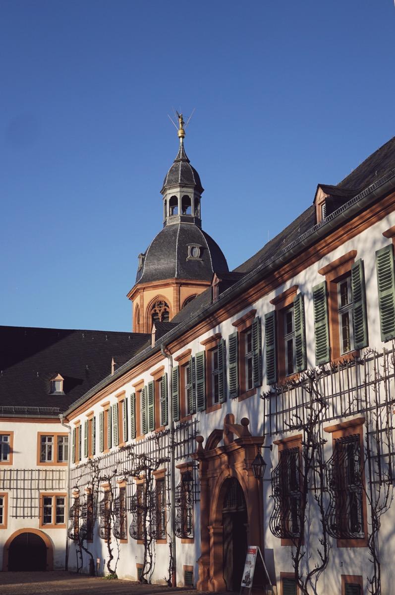 Seligenstadt Klostergarten