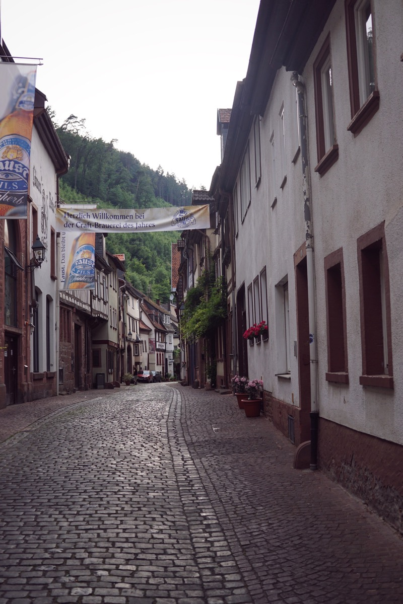 Village in Miltenberg