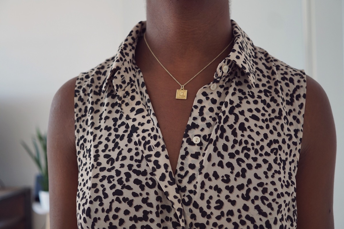 Cinco Dylan necklace
