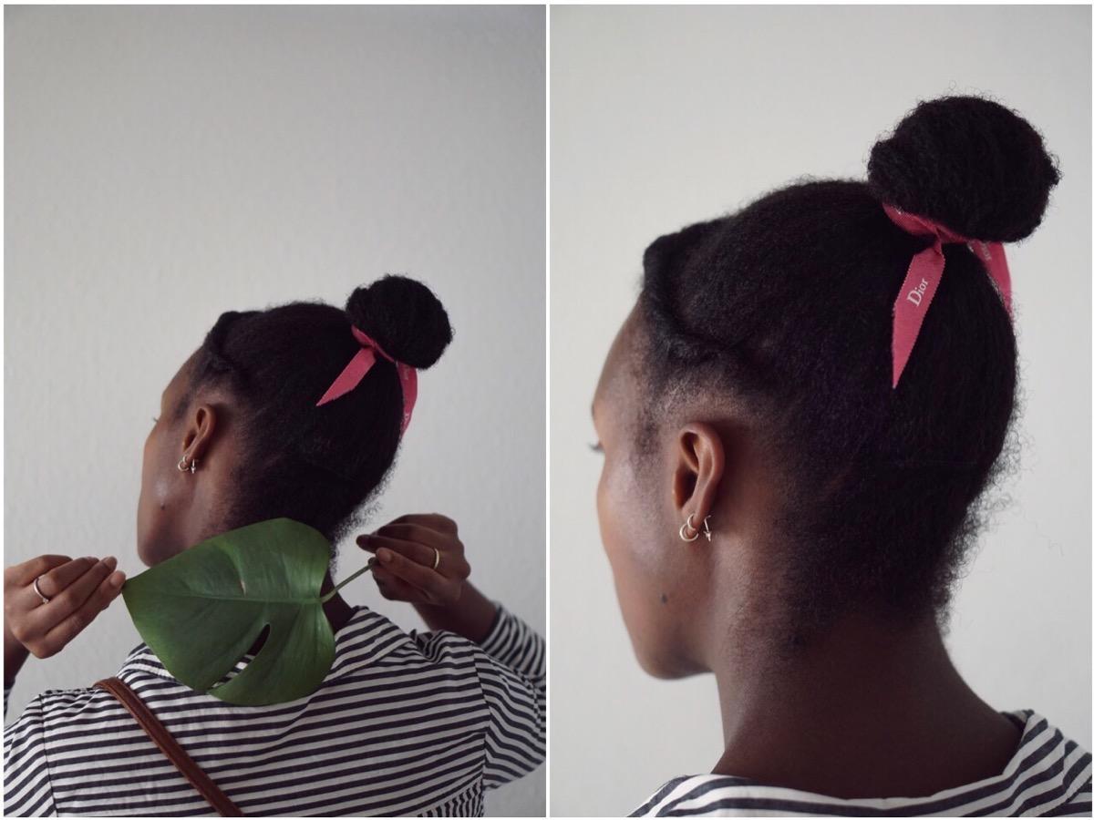 Dior hair band Hair scarf