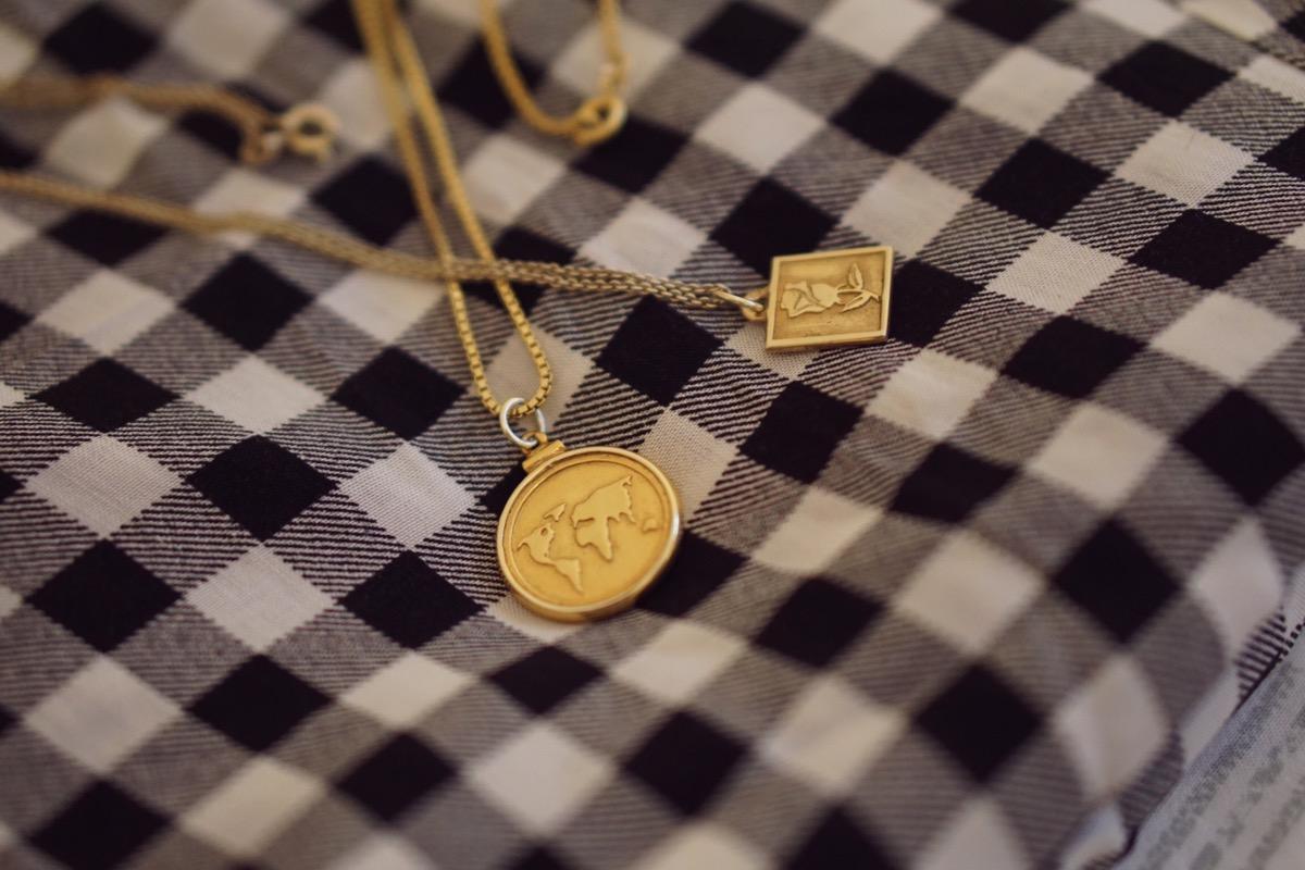 Ginger necklace dylan necklace Cinco