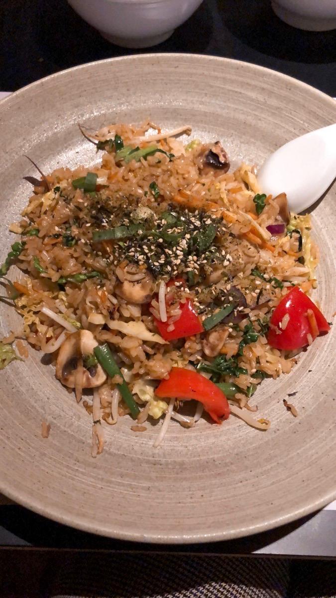 MoschMosch Fried Rice